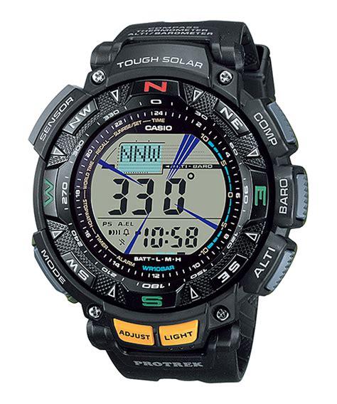 casio prg 240 prg 240 1 pro trek timepieces casio