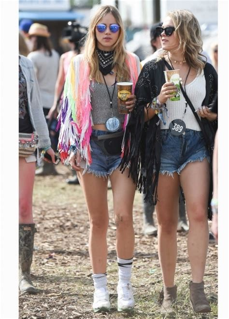 Get Ready For Glastonbury Festival Bum Bag At Asos by Festival Fashion At Glastonbury 2015