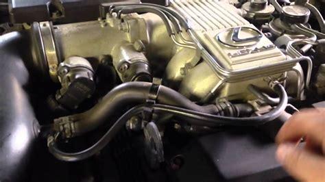 Lexus Ls400 Power Steering by Ls400 Power Steering Idle Up Valve Delete