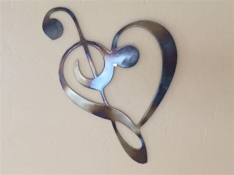Notes Wall Decor by Notes Metal Wall Decor