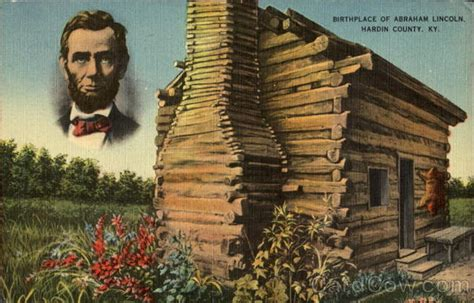 abraham lincoln kentucky home birthplace of abraham lincoln hardin county ky