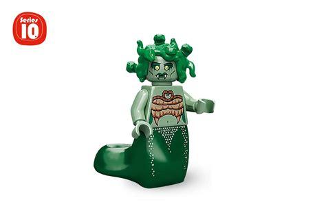 Lego Mini Figure Series 10 Medusa medusa characters minifigures lego