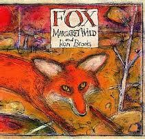 belonging picture books fox belonging in an australian picture book multimodal me