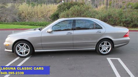 Mercedes S Class 2006 by 2006 Mercedes S500 S Class For Sale 79649 Mcg