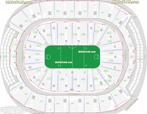 Rogers Center Floor Plan by Toronto Air Canada Centre Nll Toronto Rocks Lacrosse