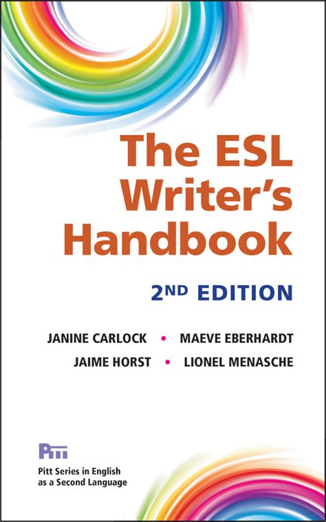 the esl writer s handbook 2nd ed pitt series in as a second language books the esl writer s handbook 2nd ed