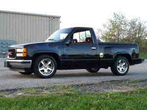 1994 chevy stepside low customized selling