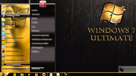 Gold Themes Download | download windows 7 gold edition dvd iso download bull