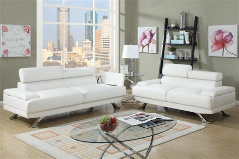 white sofa and loveseat sofa astounding white leather loveseat 2017 ideas white