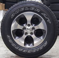 Jeep 18 Wheels 5 New 2016 Jeep Wrangler 18 Quot Factory Polished