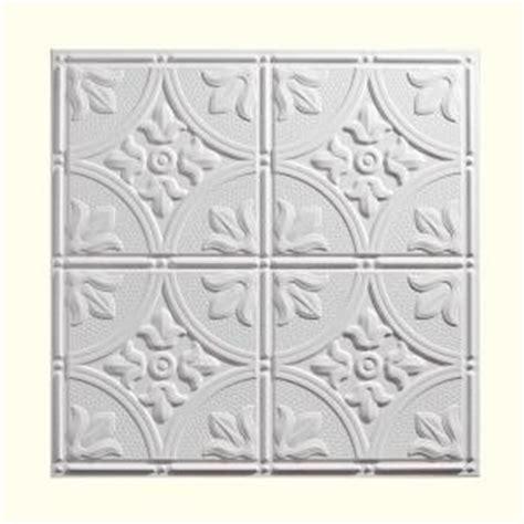 bathroom ceiling tiles home depot genesis 2 ft x 2 ft antique white ceiling tile 752 00