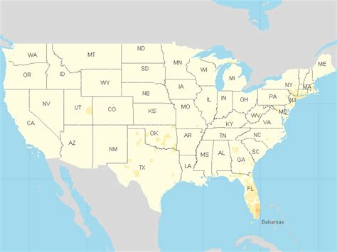 map of usa and bahamas united states and bahamas map