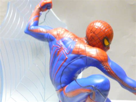 Pvc Figure Premium Sega Friend the amaging spider premium pvc figure marvel heroes