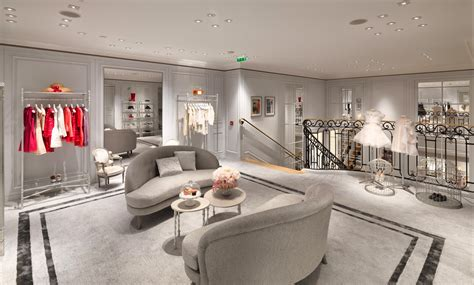christian home decor store baby dior opens new store at rue royale