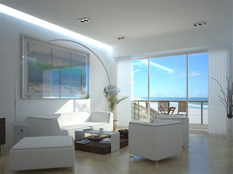 Beach House Interior | new beach house interior by outboxdesign on deviantart