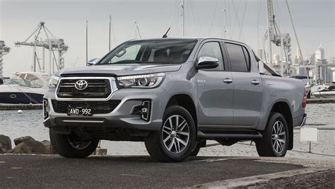 2020 Toyota Hilux by Toyota Hilux 2020 Upgrades Announced Car News Carsguide