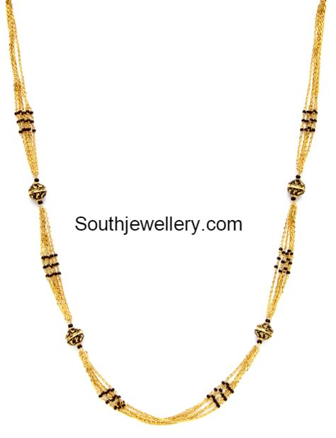 gold black chains models black chain jewelry designs page 7 of 17