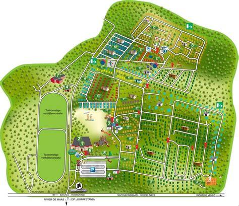 möbel limburg vakantiepark de berckt kaart plattegrond de beste