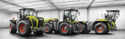 claas kabine claas launches the new xerion series with three models and