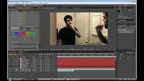 color correction after effects color correction tutorial in adobe after effects free