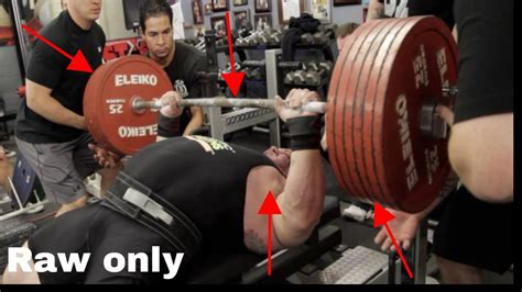 heaviest bench press ever the top heaviest bench press in the history raw only