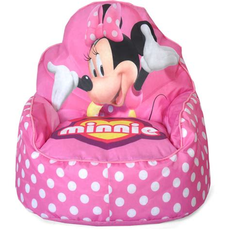 Minnie Mouse Recliner by Disney Minnie Mouse Sofa Chair Walmart