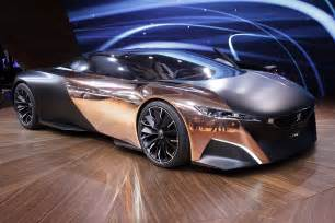 Automobile Peugeot Peugeot Onyx Concept Car The Superslice