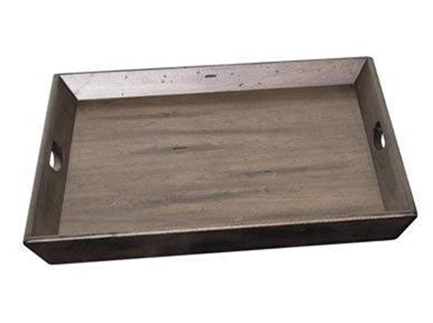wood trays for ottomans steinhafels wood ottoman tray