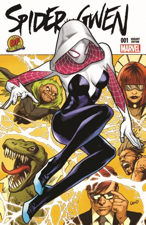 the favored a gareth gwen mystery volume 10 books dynamic forces 174 spider gwen vol 2 1 dynamic forces