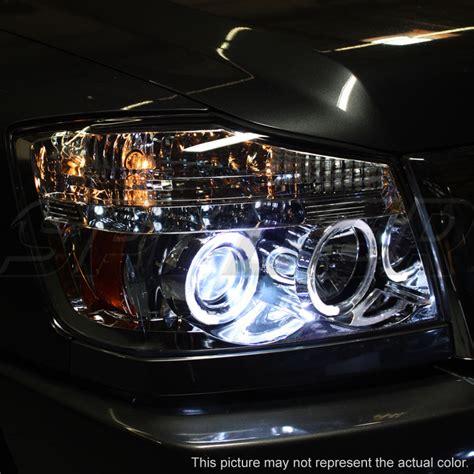 2004 nissan titan headlights hid xenon 04 14 nissan titan 04 07 armada dual halo