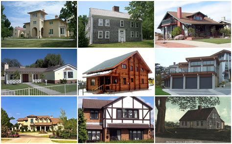 different styles of homes different house types home mansion