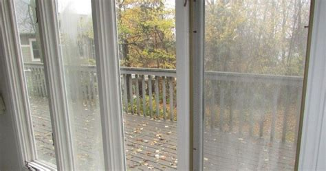 Fogged Glass Door Insulated Glass The Difference Between A Failed Seal And Fogged Glass