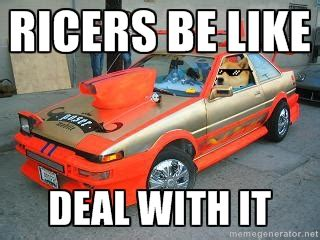 Doge Meme Car - doge ricer