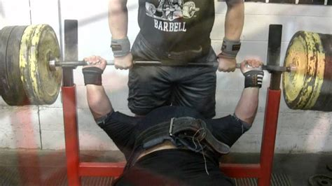 westside barbell max effort bench press 5 18 2011 youtube