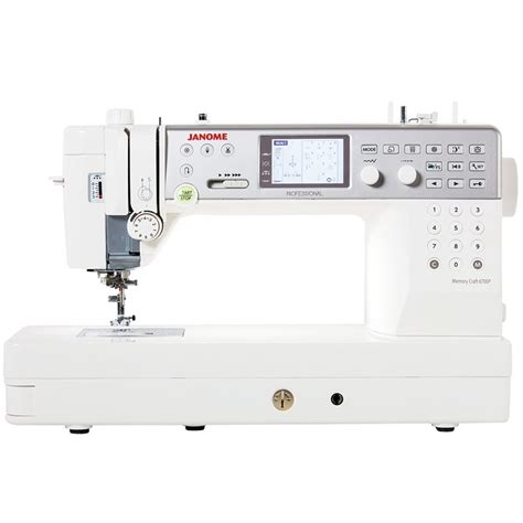 Professional Quilting Machine by Janome Mc6700p Professional Quilting Machine Janome