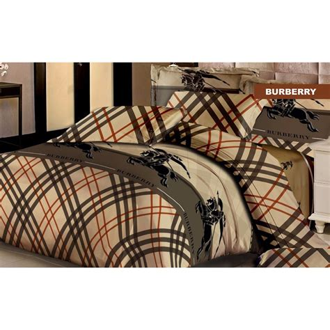 Sprei King Fata 180x200 grosir bedcover set burberry fata signature uk 180 160