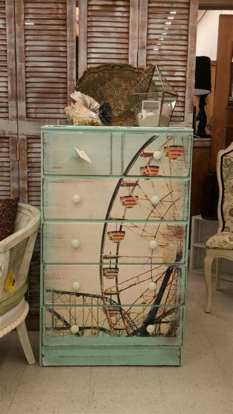 How To Decoupage A Dresser - 23 furniture ideas and tips decoupage furniture ideas