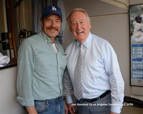 bryan cranston vin scully tell better stories as a marketer be like vin scully