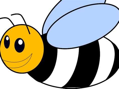 cartoon bumble bee template clipart best
