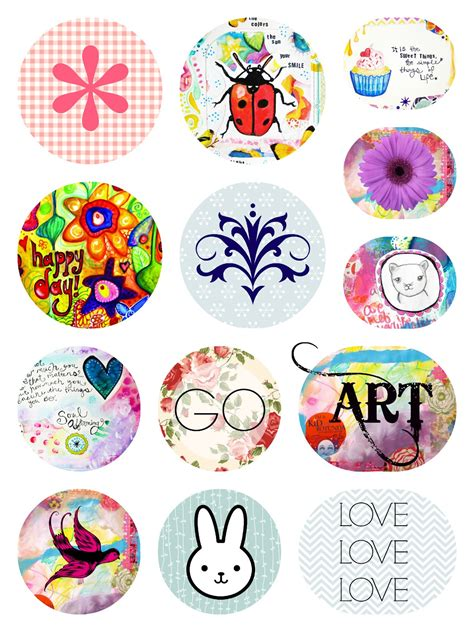 How To Make Stickers Out Of Paper - how to print your own stickers using picmonkey marcia