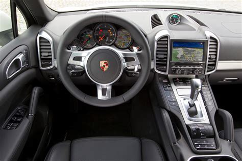 porsche cayenne interior 2012 porsche cayenne reviews and rating motor trend