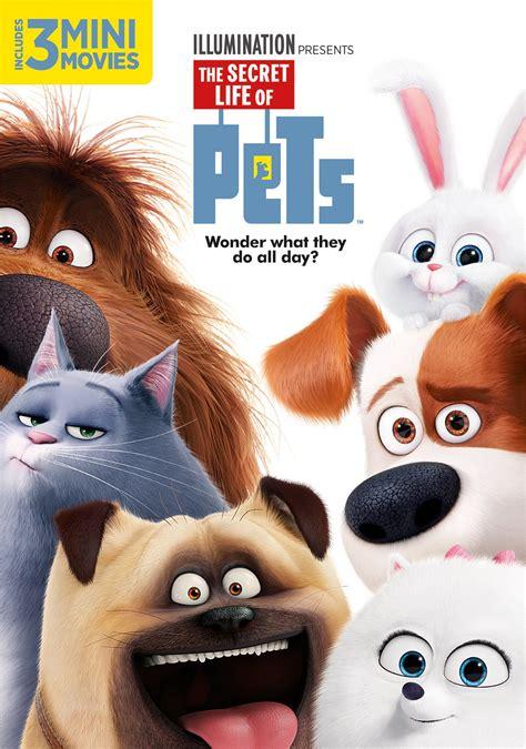 secret life  pets dvd release date december