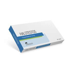 Pharmacom Halotestin Halotestos Fluoxymesterone 10mg T0210 halotestos 10 fluoxymesterone 10mg 50 pills steroids
