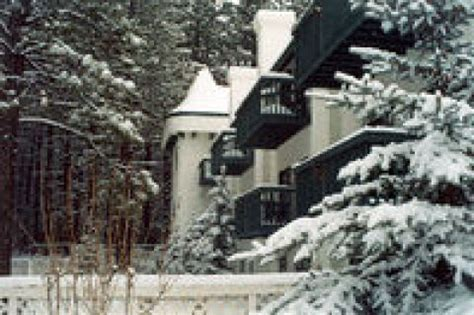 Big Bear Lake Hotel   BEST WESTERN BIG BEAR CHATEAU
