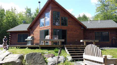 log cabin vrbo