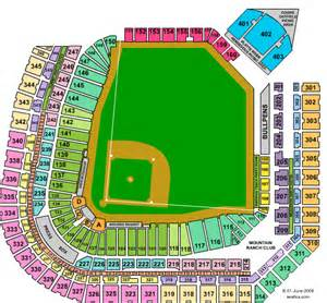 colorado rockies seat map events