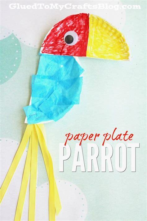 Preschool Paper Plate Crafts - best 25 rainforest preschool ideas on