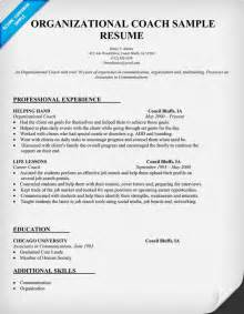 Coaching Resume Template by Soccer Coach Sle Resume