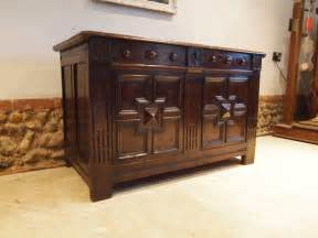 cloverleaf home interiors coffer chest blanket box oak eccles c1710 antiques atlas