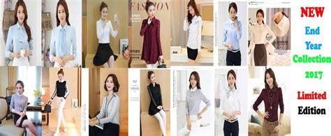 Atasan Import 158 toko baju jual kemeja wanita baju korea